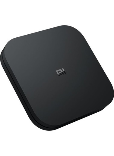 Xiaomi Xiaomi Mi Box S 4K Android TV Box Media Player Siyah